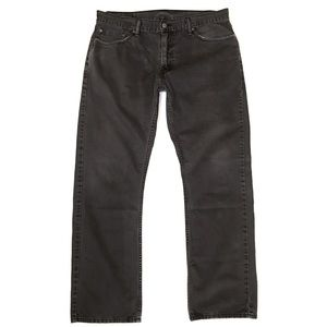 Levi's 514 Regular Straight Fit Gray Jeans